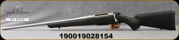 "Tikka - 30-06Sprg - T3X Lite - LH - Bolt Action Rifle - Black Modular Synthetic Stock/Stainless, 22.4""Barrel, Mfg# TFTT31LL113"
