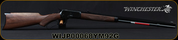 """Winchester - 357Magnum - Model 1892 Deluxe Octagon - Lever Action Rifle - Walnut Stock/Gloss Blued Finish, 24""""Octagonal Barrel, Mfg# 534196137, S/N WIJP00068YM92G"""