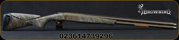 "Browning - 12Ga/3.5""/30"" - Cynergy Wicked Wing - O/U Break Action Shotgun - Mossy Oak Bottomland Synthetic Stock/Burnt Bronze Cerakote Finish, Vent Rib Barrels, Mfg# 018719203"