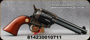 """Cimarron - 45LC/45ACP - Model P - Single Action 6-round Revolver - One Piece Walnut Grips/Case Hardened Pre War Style Frame/Blued, 5.5"""" Barrel, Dual Cylinders, Mfg# MP437"""