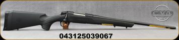 "CVA - 7mm-08RM - Cascade - Bolt Action Rifle - Charcoal Grey Synthetic/Blued, 22""Threaded Barrel, CrushZone recoil pad, Mfg# CR3906"