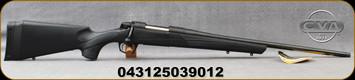 "CVA - 6.5Creedmoor - Cascade - Bolt Action Rifle - Charcoal Grey Synthetic/Blued, 22""Threaded Barrel, CrushZone recoil pad, Mfg# CR3901"