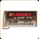 Barnes - 5.56x45mm - 62 Gr - VOR-TX - Triple Shock-X Boat Tail - 20ct - 31190