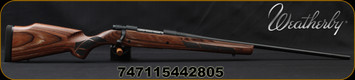 "Weatherby - 300WinMag - Vanguard Laminate Sporter - Bolt Action Rifle - Brown Laminated Hardwood Stock/Blued, 26""#2 Contour Barrel, 3 round Mag Capacity, Mfg# VLM300NR6O"