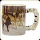 River's Edge - 3D Deluxe Ceramic Mug - Wolf Scene - 15oz - 2447