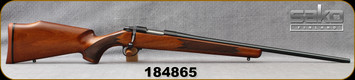 "Sako - 6PPC - Model AI Vixen Hunter - Repeater - Bolt action Rifle - Walnut Stock/Blued, 22.4""Barrel - New, in box - Old Stock"