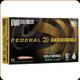 Federal - 6mm Creedmoor - 107 Gr - Premium - Gold Medal Sierra Matchking - 20ct - GM6CRDM1