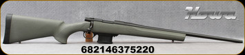 "Howa - 6.5Grendel - M1500 Mini Action - Bolt Action Rifle - HTI Green Synthetic/Black Finish, 22""Std #2Contour Barrel, 5 Round Detachable Magazine, Mfg# HMA60603+"