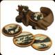 River's Edge - Moose - Coaster Set - 2043