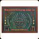 """River's Edge - Winchester Cartridge Board - Metal Tin Sign - 12""""x17"""" - W1011"""