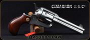"Cimarron - 357Mag - Thunderer - Revolver - Walnut Smooth Grip/Stainless Steel Finish, 4.75""Barrel, Mfg# CA4509"