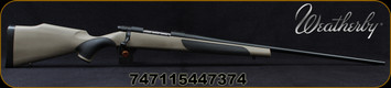 """Weatherby - 6.5-300WbyMag - Vanguard Synthetic - FDE Synthetic Griptonite Monte Carlo Stock/Matte Blued, 26""""#2Contour Barrel, Adjustable Match Quality, Two-stage Trigger, Mfg# VA31653WR6O"""