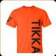 Tikka - Tikka Brand T-Shirt - Orange - XXXL - TS855T60240945XXXL