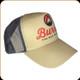 Burris - Trucker Hat - Tan/Navy - SC208621