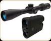 Sig Sauer - Sierra 3BDX Combo Kit - 6.5-20x52mm Riflescope - 7x25mm Laser Rangefinder - SOK24BDX01