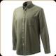 Beretta - Men's Winter Classic Button Down Shirt - Green Sage - Large - LU641T1643073TL