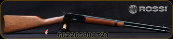 "Rossi - 44Mag - Model R92 Carbine - Lever Action Rifle - Walnut Straight-Grip Stock/Blued, 20"" Barrel, 10 Round Capacity, Mfg# 920442013"