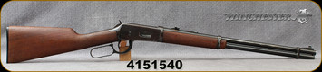 "Consign - Winchester - 30-30Win - Model 1894 - Lever Action - Walnut Stock/Blued, 20""Barrel - Manufactured in 1974"