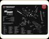 Tekmat - Gun Cleaning Mat - Sig Sauer P320 - TEK-R17-SIGP320