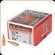 Hornady - 30 Cal - 168 Gr - ELD Match - Boat Tail - 100ct - 30506