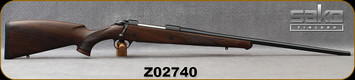 "Sako - 7mmRemMag - 85L Bavarian - Bolt Action Rifle - Bavarian Style High Grade Walnut Stock w/Palm Swell/Matte Blued, 24-3/8""Light Hunting Contour, 4rds, 1:9.5""Twist, Single Set Trigger, Mfg# JRS3C70, S/N Z02740"