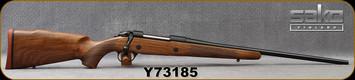 """Sako - 30-06Sprg - Model 85M Hunter - Bolt Action Rifle - Walnut Stock/Blued, 22.4""""Barrel, 1:11""""Twist, Detachable Magazine, Mfg# SAW31H61A, S/N Y73185"""