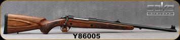 "Sako - 375H&H - Model 85 L Brown Bear - Bolt Action Rifle - Brown Laminate Stock/Black Steel, 21.3""Barrel, 4 round detachable magazine, Mfg# SAX39ZM20, S/N Y86005"