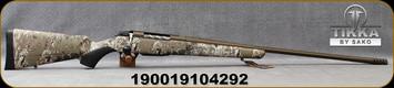 "Tikka - 7mmRM - T3x Lite Veil Wideland - Bolt Action Rifle - Veil Wideland Camo/Midnight Bronze Cerakote, 24.3""Fluted & Threaded(5/8-24)Barrel, 1:11""Twist, Mfg# TFTT2738A5609D2M"
