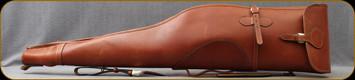 Flora Int. - Buffalo Leather Scope Rifle Case
