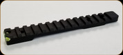 Talley - Picatinny Base for Remington 700 - Long Action - 20 MOA - 8-40 Screws - with ACI