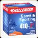"Challenger - 410 Ga 2 1/2"" - 1/2oz - Shot 6 - Game & Sporting - Game Load - 25ct - 10066"