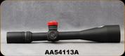Consign - Nightforce - NXS - 8-32x56mm - SFP - ZeroStop - .250 MOA - Center Only Illumination - MOAR-T Ret - C509  - In original box - S/N AA54113A