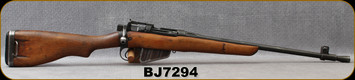 """Consign - Lee Enfield - 303British - No.5 MKI Sporter - Wood Stock/Blued, 20.5""""Barrel, Manufactured in 1946 - in brown soft case"""