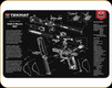 TekMat - Gun Cleaning Mat - Smith & Wesson M&P - R17-SW-MP