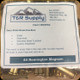 T&R Supply - 44 Remington Magnum - Once-Fired Brass - Matched Headstamp - PPU - 100ct