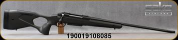 "Sako - 6.5PRC - Model S20 Hunter - Grey w/Black S20 Ergonomic Hunting Rifle Stock/Blued, CHF, 24""Threaded(5/8-24)Barrel, 3 round Detachable S20 Cartridge+ Magazine, Mfg# SJS9634A40A9S0"