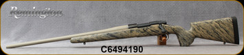 "Consign - Remington - 6.5Creedmoor - Model 700 Custom SA - RPS International Custom Build - McMillan Game Scout Stock/Tan/Stainless, 22.5""Kreiger Match Barrel, Glass Bedded, Action Trued, Shilen Trigger"