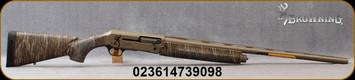 "Browning - 12Ga/3.5""/28"" - Silver Field - Semi-Auto Shotgun - Mossy Oak Bottomland Camo Composite Stock/Flat Dark Earth Cerakote, Invector+ Flush Chokes, 4rd(2.75"")Capacity, 2021 SHOT Show Special,Mfg# 011426204"