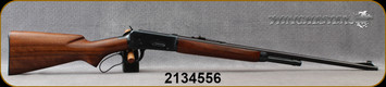 """Used - Winchester - 30-30Win - Model 64 - Lever Action - Walnut Stock/Blued, 24""""Barrel, Manufactured in 1955 - Beautiful Condition! There are a few slight bruises on stock, and blueing is faded on bottom edge of butt-plate"""