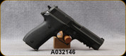 """Consign - Norinco - 9mm - Model NP-22 - Black Polymer Grips/Black Finish, 4 3/8""""Barrel, c/w 2 magazines - only 125 rounds fired"""