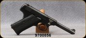"""Consign - Norinco - 22LR - M93 - Black Polymer Grips/Blued, 4.5""""Barrel - Only 200 rounds fired"""