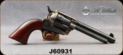 """Consign - Uberti - 44Spl - Hartford - Single Action Army - Walnut Grips/Case Hardened Steel Frame/Blued, 5.5""""Barrel - less than 50 rounds fired - In original box"""