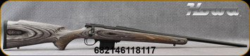 "Howa - 7.62x39 - Model 1500 Mini Action Laminate - Bolt Action Rifle - Grey Laminate Stock/Blued, 22""Standard contour Barrel, Mfg# HMGL762"
