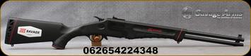 "Savage - 22LR/410Ga/3"" - Model 42 Takedown - Over Under Break Action Combo Rifle/Shotgun - Black Synthetic Stock/Black Finish, 20""Barrels, Mfg# 22434"