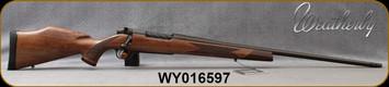 "Weatherby - 300WinMag - Mark V Bronze Sporter - Limited Run - Oil-Finish Walnut Stock/Bronze Cerakote, 24""Threaded Barrel(26""w/Brake), 1:10"", 3+1 Capacity, Mfg# MSM05N300NR6B, S/N WY016597"