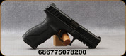 """Stoeger - 9mm - STR-9 Package - Striker-Fire Semi-Auto - Black Finish, (3)interchangeable backstraps, 4.17""""Barrel, (3)10 round double-stack magazines - Mfg# M900SS006-CND"""