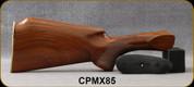 Consign - Perazzi - MX8 - Shotgun Butt-Stock only - Grade I Oil-Finish Walnut - Pachmayr Recoil Pad
