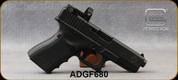 "Consign - Glock - 9mm - 19 Gen4 - Black Slide/Modular Back Strap, 4.17"" Glock Factory Barrel, Upgraded Mag Release, c/w (6)10 Round Magazines, Glock 6-Mag Carry Pouch, Vortex Venom Red Dot & kit, see details for more information"