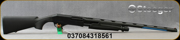 "Stoeger - 12Ga/3""/28"" - P3000 - Pump Action Shotgun - Black Synthetic Stock/Black Finish, 4+1 round capacity, Mfg# 31856"