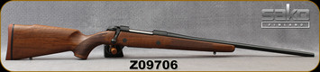 "Sako - 30-06Sprg - Model 85M Hunter - Bolt Action Rifle - Walnut Stock/Blued, 22.4""Barrel, 1:11""Twist, Detachable Magazine, Mfg# SAW31H61A, S/N Z09706"